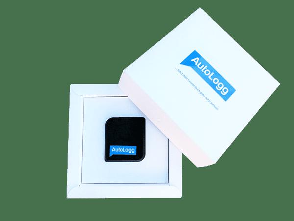 AutoLogg-Box, Elektronisches Fahrtenbuch