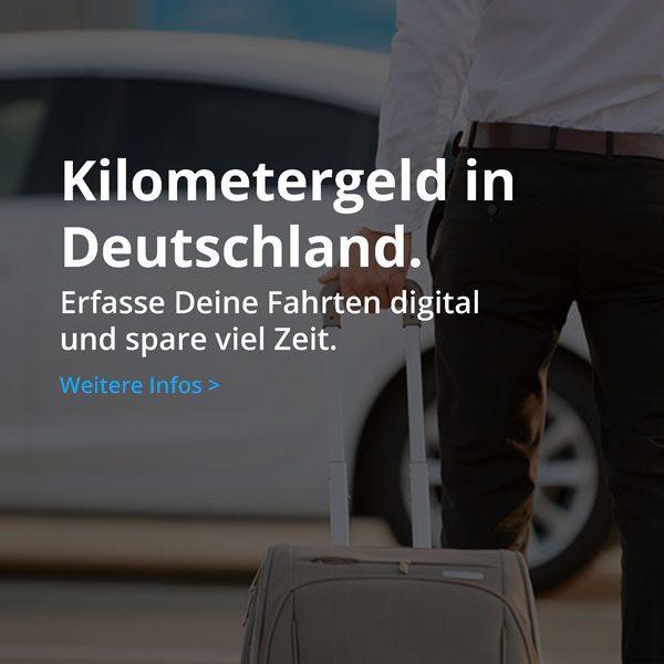 Link zum Blogbeitrag - Kilometergeld in Deutschland
