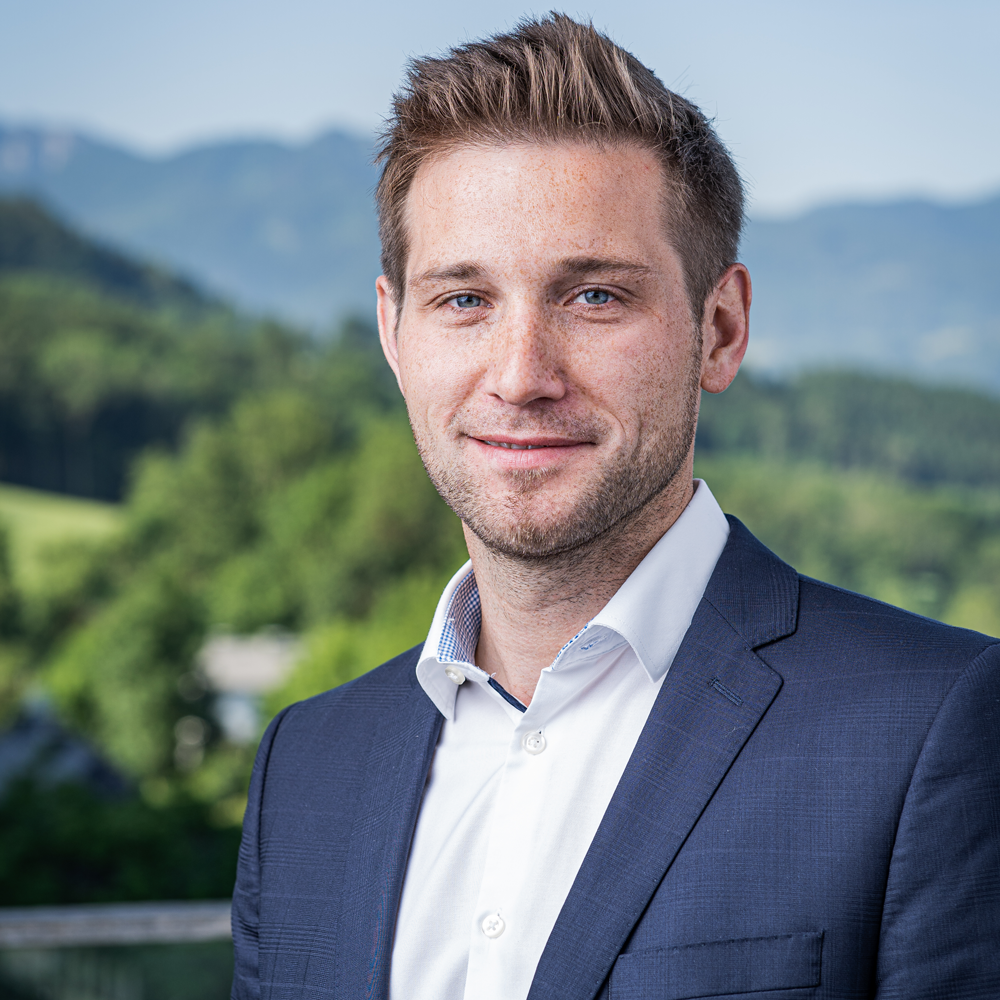 Steuerberater Patrick Baumgartner