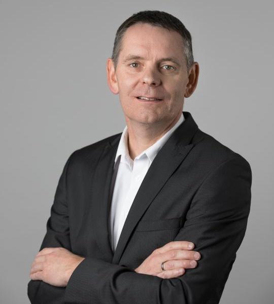 Geschäftsführer Manfred Murauer
