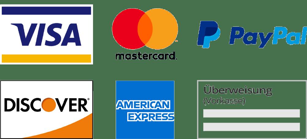 Zahlungsmethoden AutoLogg