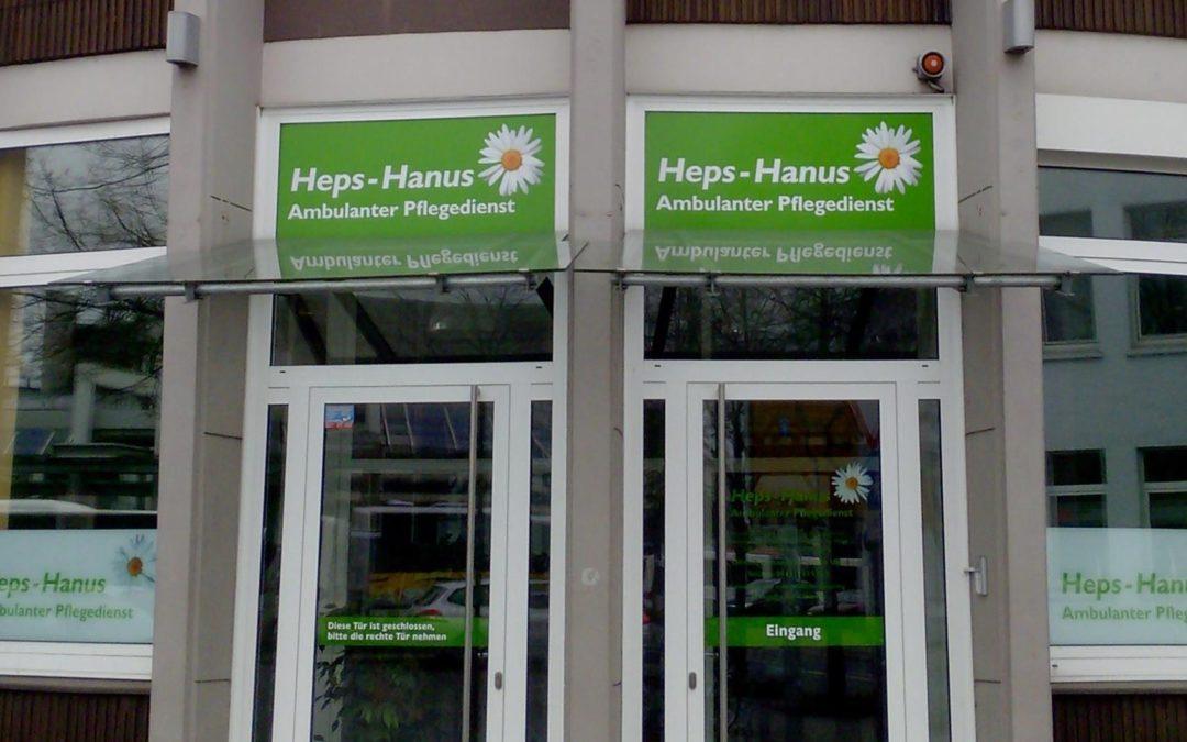 #1 User Story | Heps-Hanus