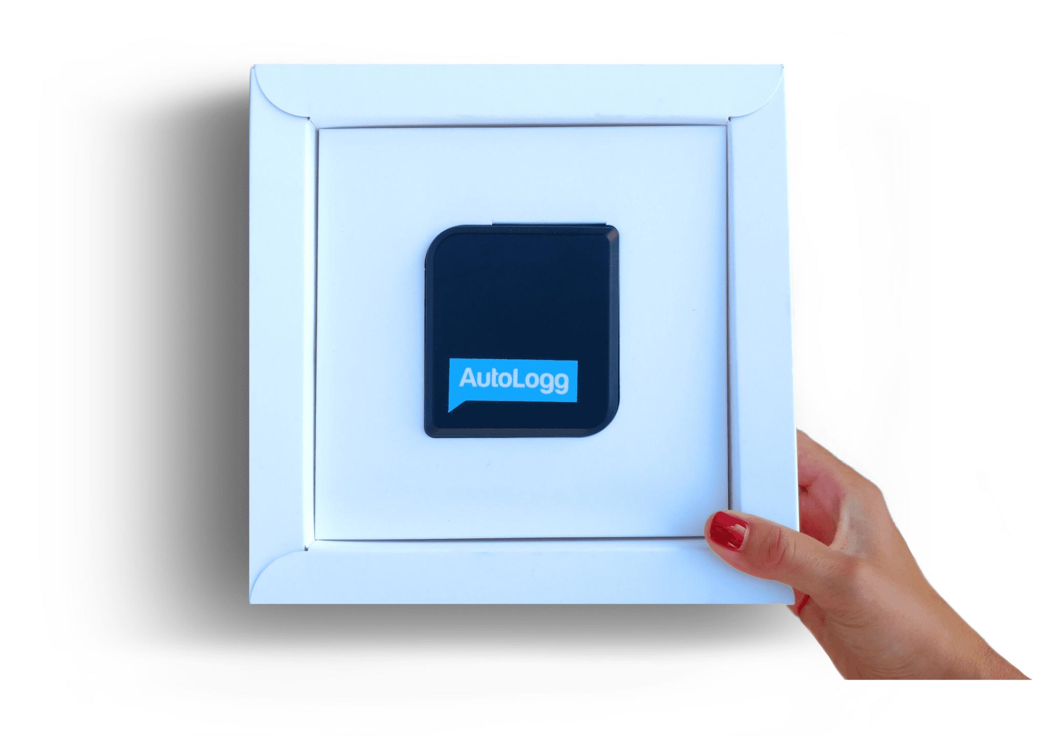 Hardware - elektronisches Fahrtenbuch AutoLogg